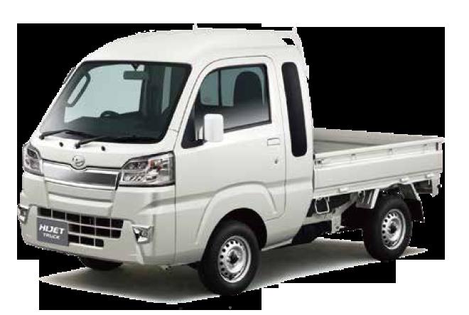 ハイゼット トラック(ダイハツ)|余市カーリースならフラット7余市|月額リース料別取扱車種